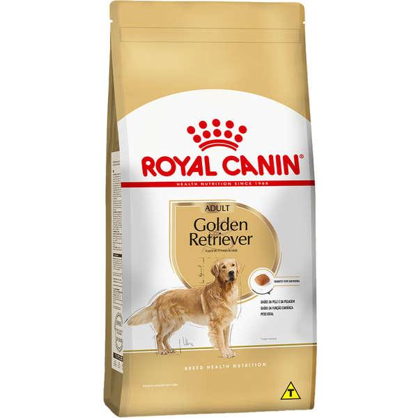 Ração Royal Canin para Cães Adultos da Raça Golden Retriever – 12 Kg