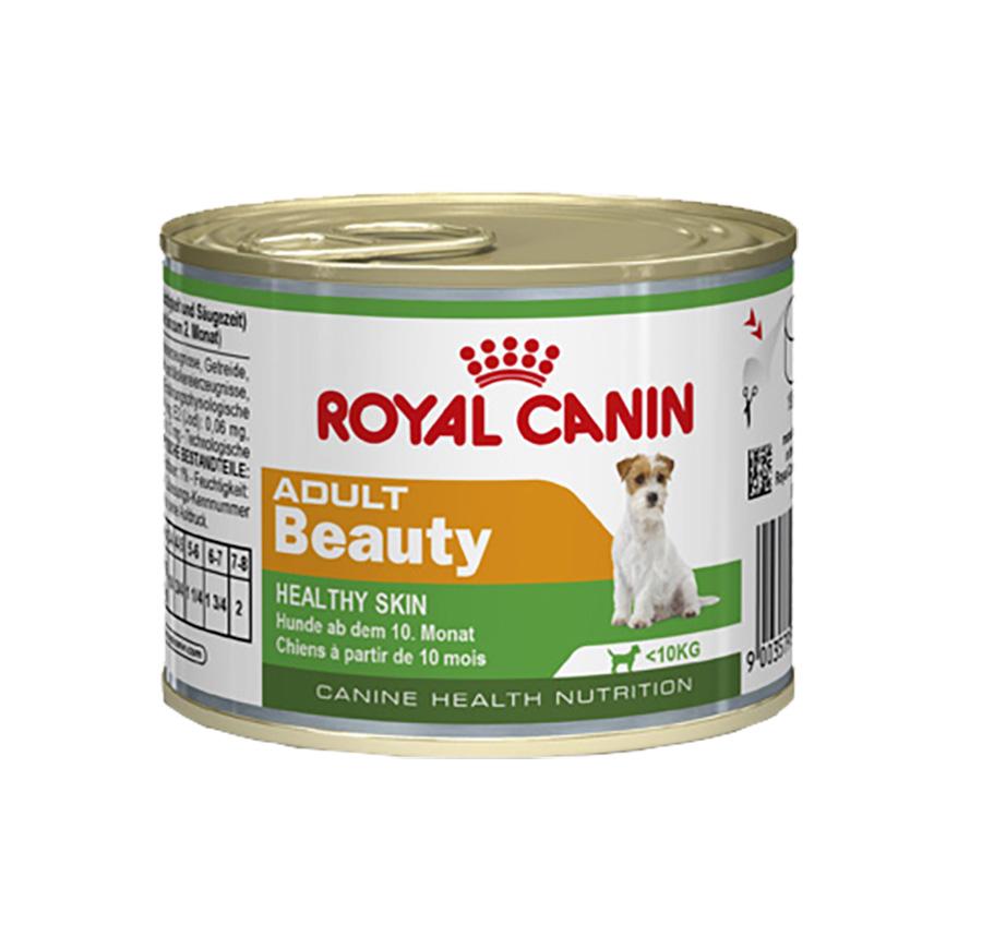 Ração Royal Canin Lata Mini Beauty para Cães Adultos de Pequeno Porte