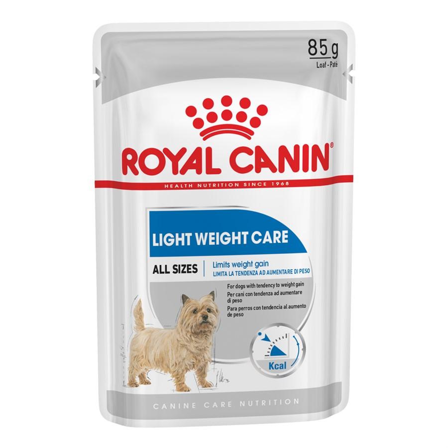 Ração Royal Canin Sachê Light Weight Care para Cães Adultos